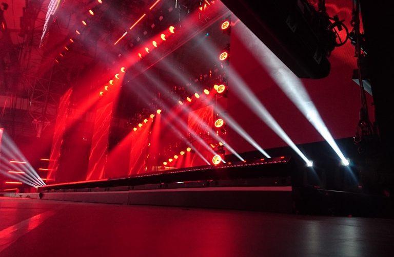 Lighting Hire Keylight I Stage Event